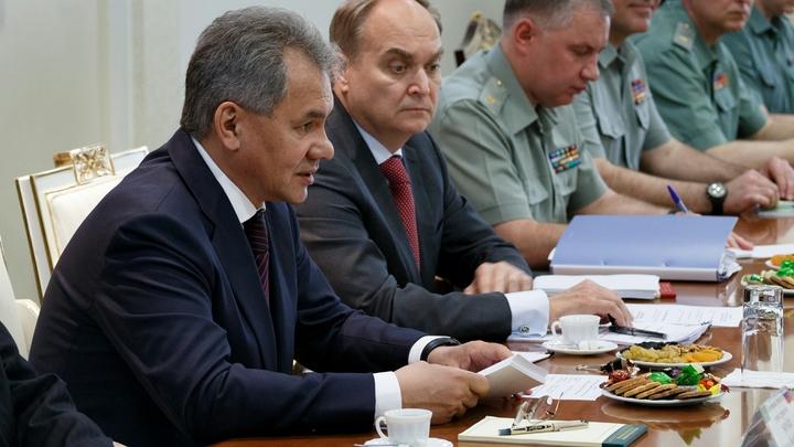 Тема переговоров посла России в США и замгоссекретаря не раскрывается
