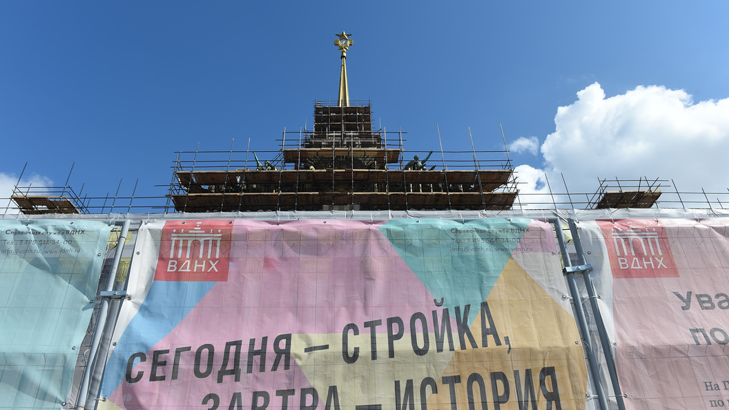 НаВДНХ в столице России найдены потерянные литовские барельефы