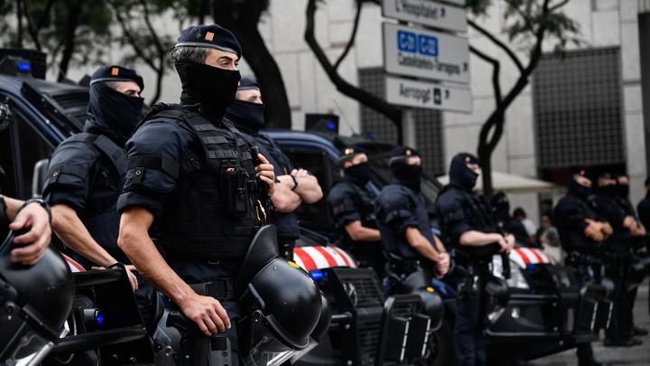 Неизвестный расстрелял сотрудников полиции в Испании