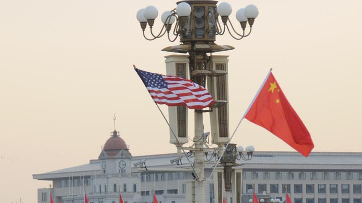 Китай поставил условие США после санкций в отношении своего гражданина
