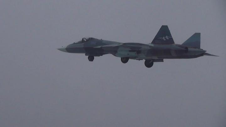 Бомбардировщики Су-34 вернулись из Сирии в Хабаровский край