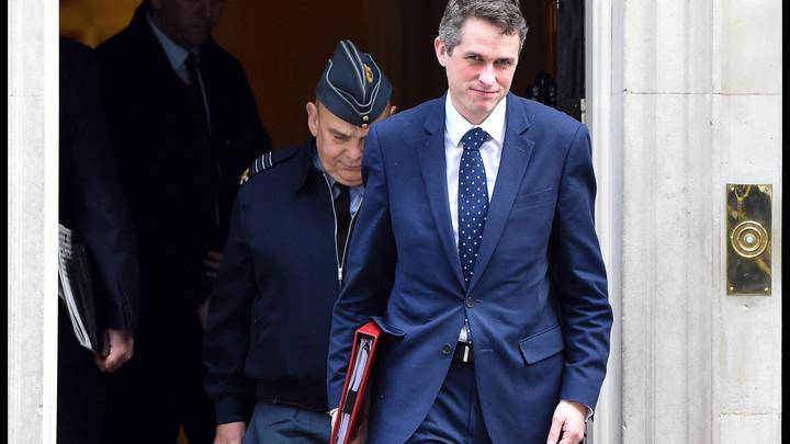 Министр обороны Великобритании обиделся на Москву из-за лучших в мире ракет