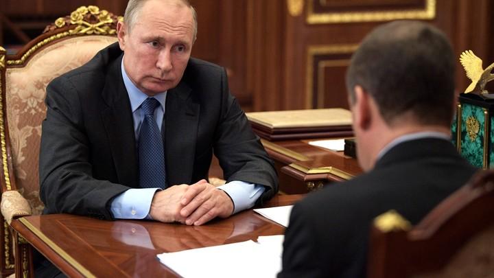 Что мудрствовать-то лукаво?: Шевченко назвал имя преемника Путина