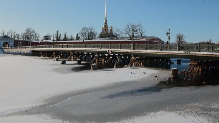 Синоптик: зимняя погода придет в Санкт-Петербург в ноябре