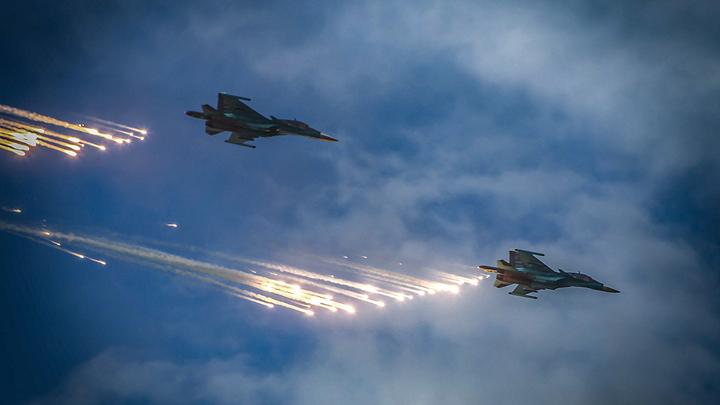 Российские бомбардировщики показали, что ждёт НАТО в Чёрном море
