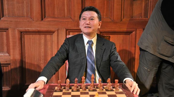 Вопреки воле США глава FIDE Илюмжинов снова выдвинут в президенты