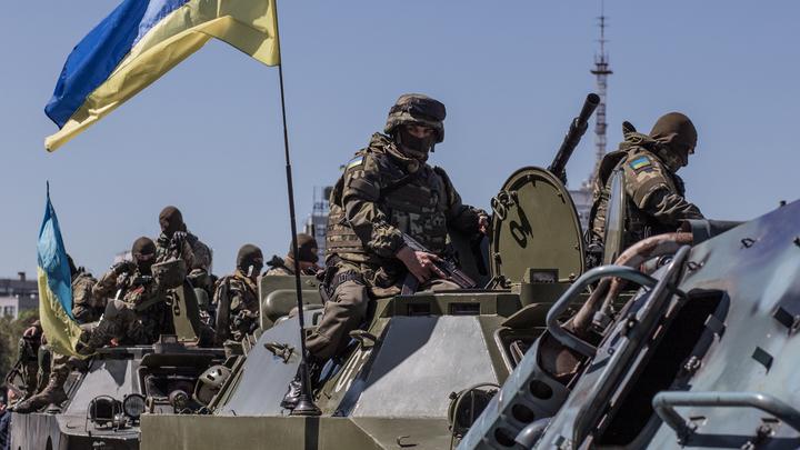 На Украине зреет мятеж карательных батальонов