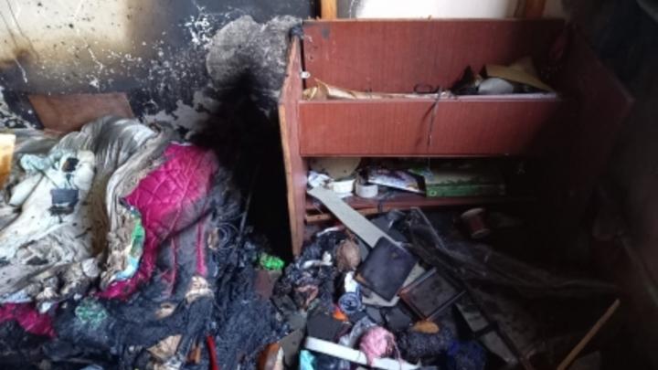 Пыталась замести следы преступления: В Адыгее жительница Кубани убила подругу и подожгла ее тело