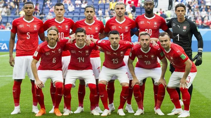 Сборная Швейцарии показала пример стирания национальной идентичности в Европе