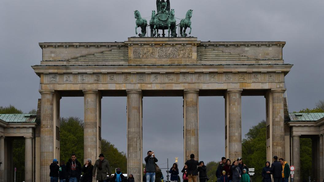 Бранденбургские ворота напомнят отеракте встолице Англии