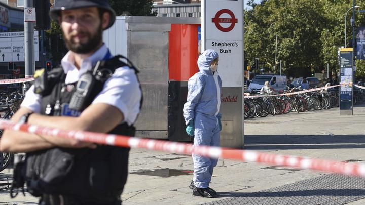 Полисмены в Британии снова отравились неизвестным веществом - СМИ