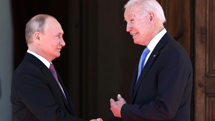 Встреча Путина и Байдена - игра началась: онлайн-трансляция из Женевы