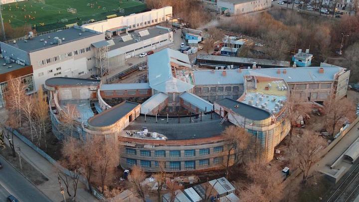 Филиал Третьяковской галереи в Самаре откроется в начале 2022 года