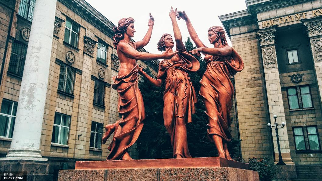 Луганск против блокады: Электроснабжение ЛНР восстановлено после преступления Киева