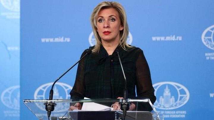 Какая сдержанная реакция?: Захарова ткнула Борреля носом в стягивание украинских войск в Донбасс