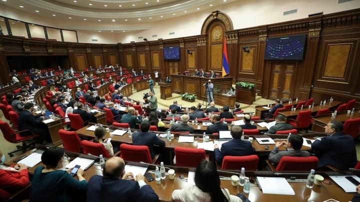 В Армении парламентское большинство провалило свою же кандидатуру