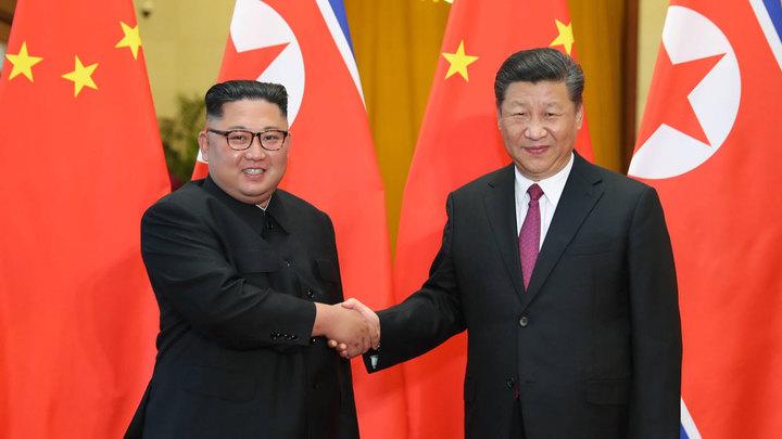КНДР - Китаю: третьим будешь?