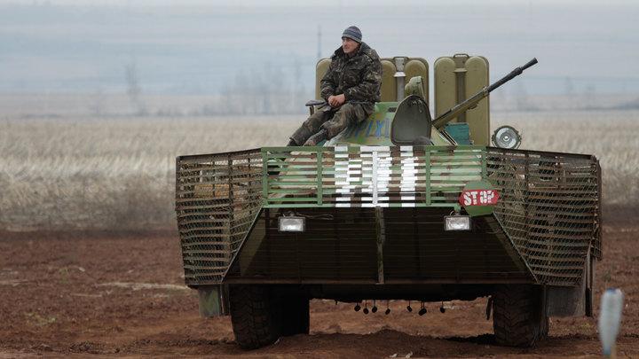 На Украине рассказали о потерях бронетехники в Донбассе. Счёт уже идет на тысячи