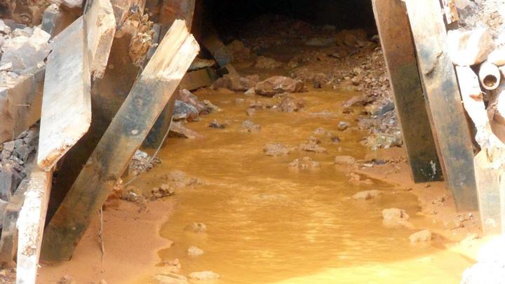 На прииске намыли левого золота на 346 млн рублей. Золотодобытчики ушли в отказ