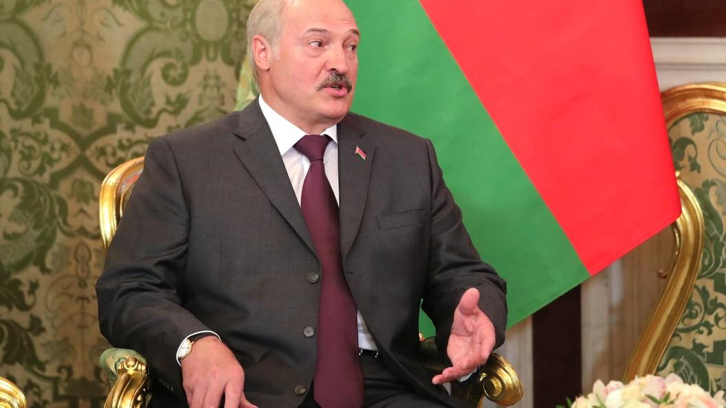 Лукашенко заявил об атаках НАТО России и Белоруссии по всем фронтам