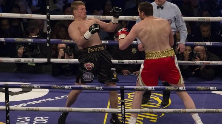 Александр Поветкин вернулся в большой бокс. Сформировалась ведущая четвёрка супертяжеловесов в мире