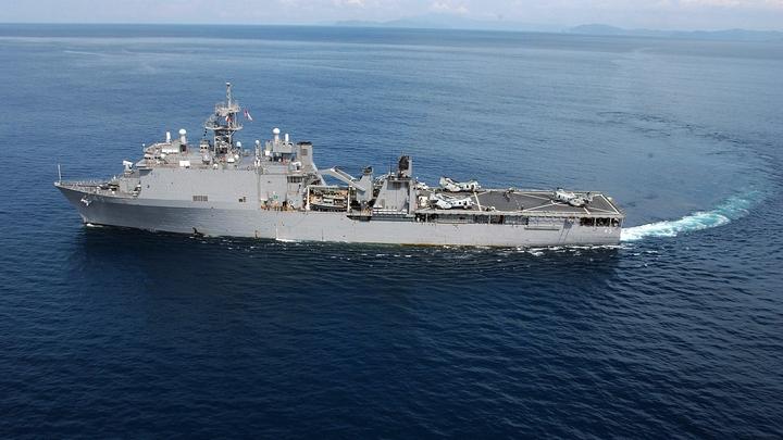 США не поддержат Киев, если украинские корабли снова войдут в Керченский пролив - СМИ