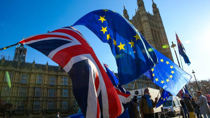 Англия невыйдет из европейского союза 29марта
