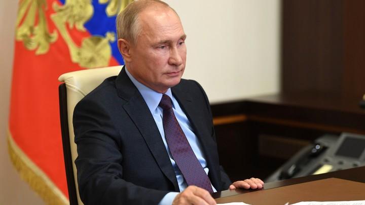 Терминатор, Дали и Джокер. Какие образы успел примерить Путин на страницах западных журналов