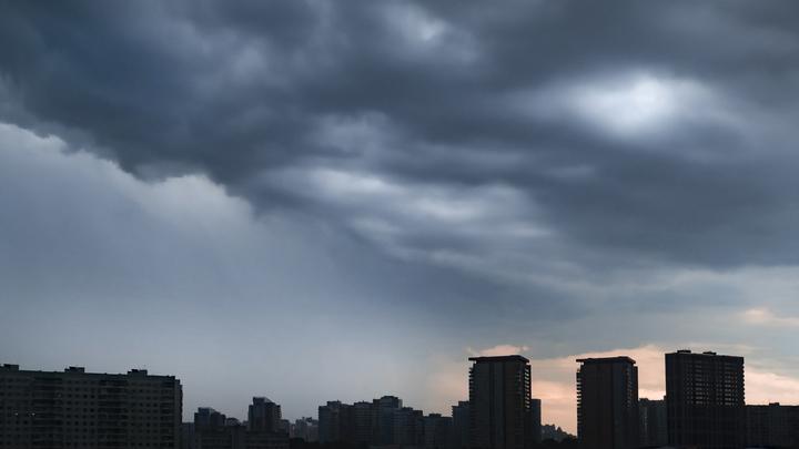 Ураган может накрыть Нижний Новгород в ближайшие часы