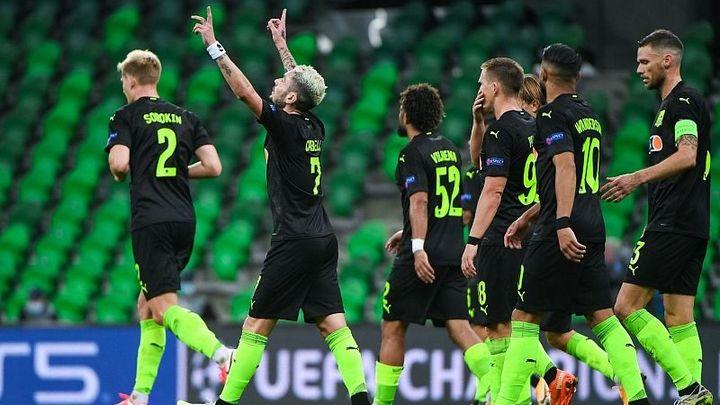 «Краснодар» проиграл «Севилье» в Лиге чемпионов
