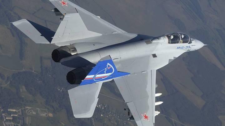 Боевой акробат - часть устрашающей Запад легенды. Первые МиГ-35 встали в строй