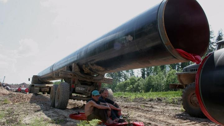Трубы для Северного потока - 2 всё ещё там: Найдено объяснение маршрута Академика Черского