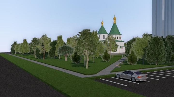 Вместо церкви на территории бывшего Печёрского кладбища в Нижнем Новгороде появится часовня