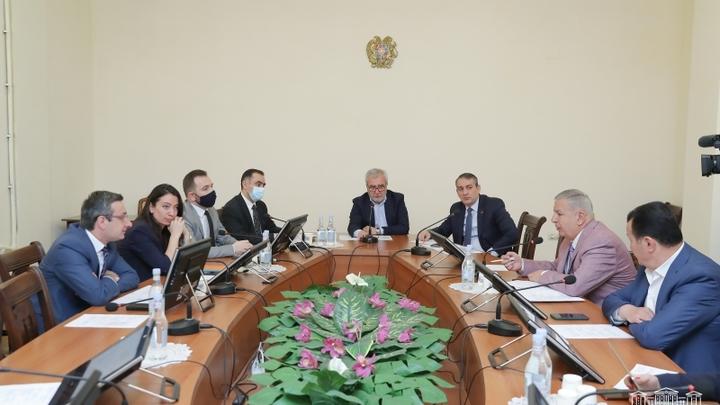 Армения намерена совместить правовую базу с СНГ по пресечению незаконного оборота наркотиков