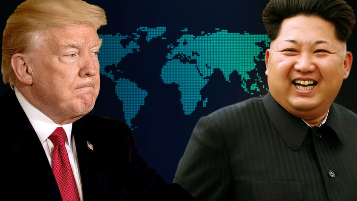 Встреча Кима и Трампа: Кто кого быстрее кинет