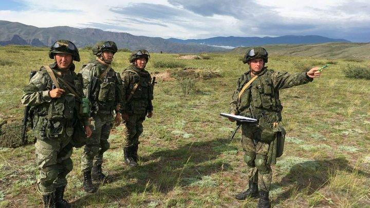 Российские военные избавятся от «советских» пилоток