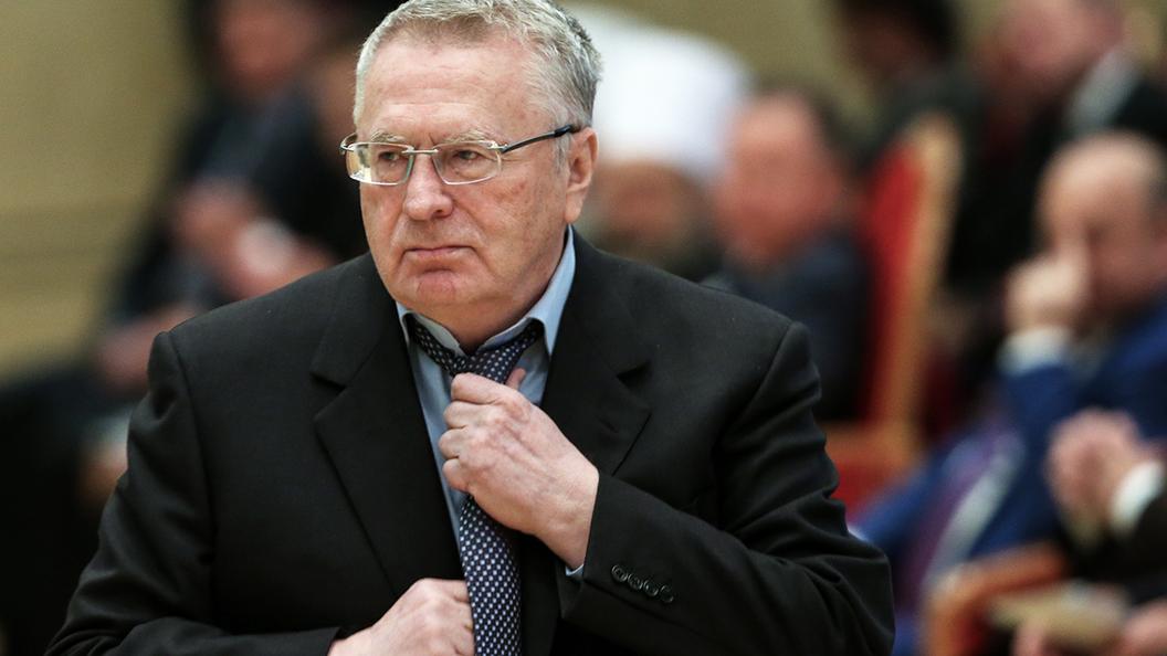 Жириновский: Президента надо заменить монархом, а выборы отменить