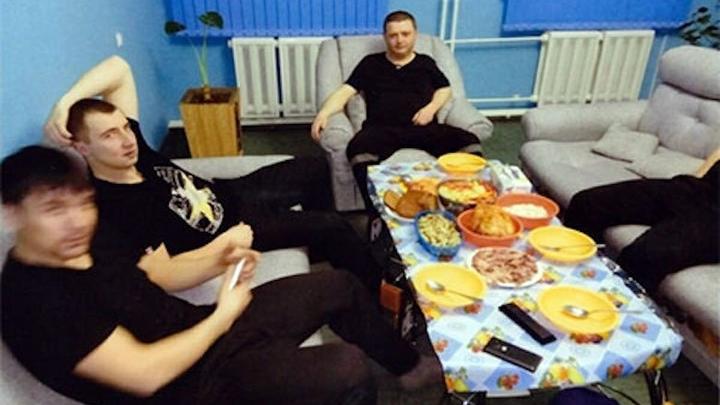 «Это комната разгрузки»: ФСИН объяснила новое видео с Цеповязом