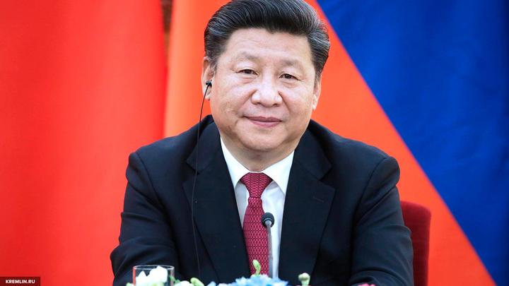 Си Цзиньпин призвал мировое сообщество к мирному исследованию космоса