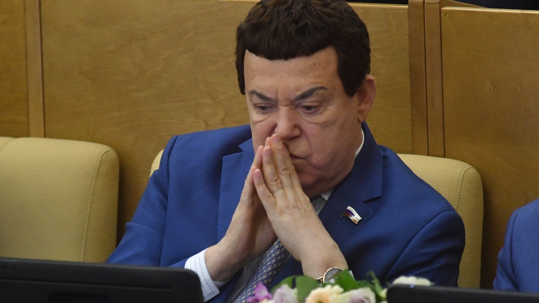 Мединский поссорился сКобзоном в государственной думе