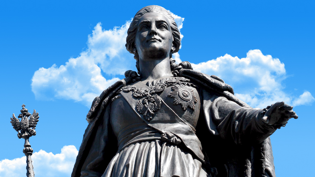Женщина, которая имела все, но хотела чуть больше - Великой России