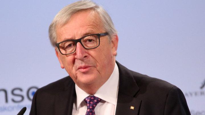 Глава Еврокомиссии сменит власть в Брюсселе