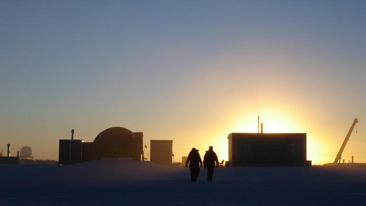 Украинского повара нашли мёртвым на станции в Антарктиде