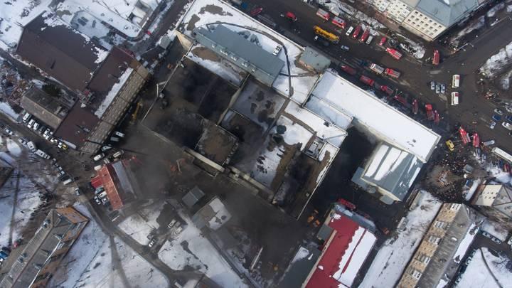 Эхо Кемерова: В Москве закрыли торговый центр, переделанный из завода