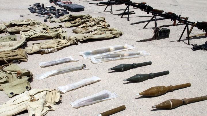 Дамаск: США вооружают боевиковИГ через Украинское государство