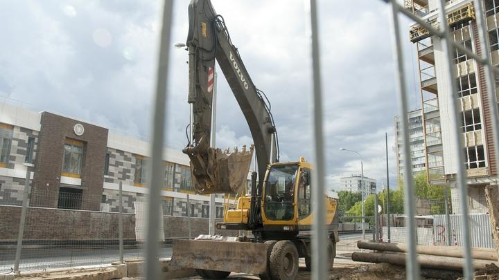 В России могут урезать число иностранных строителей