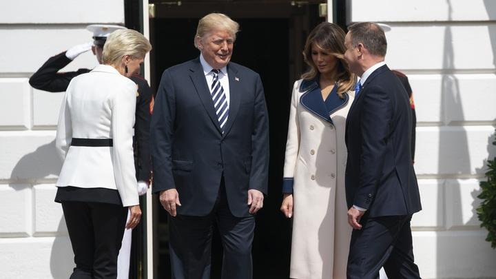 Трамп встретится с президентом Южной Кореи 25 сентября
