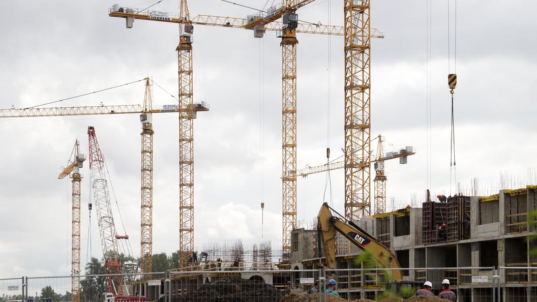 Минстрой: Поправки в закон о долевом строительстве снизят ввод жилья в России