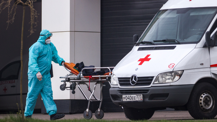 В подмосковном Королеве за сутки заболело коронавирусом больше людей, чем в трех областях ЦФО