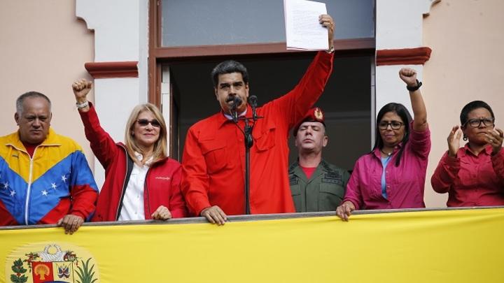 «Мы продолжим борьбу»: Мадуро не сдаётся Трампу и его «орлам»